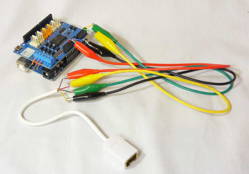 Arduino With Wii Nunchuck How To Make Do