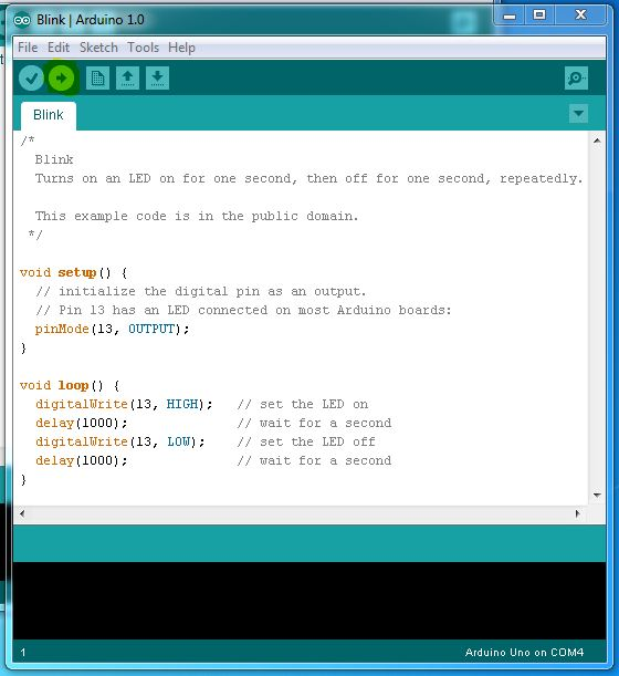 Blink arduino free download