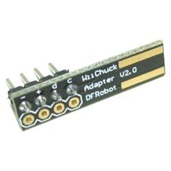 dfrobot-wiichuck-adapter-for-arduino