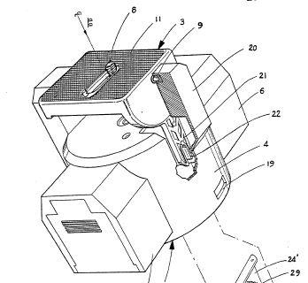 Bescor MP-101 Patent