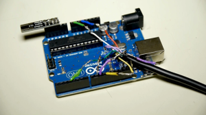 Arduino-Bescor-MP-101-Wires-Connected